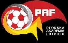 Płońska Akademia Futbolu Logo