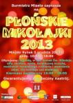 5 Mikołajki Płońsk Plakat