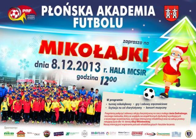 Mikołajki 2013 PAF