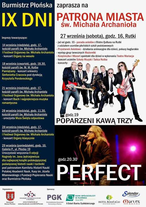 IX Obchody Dnia Patrona Płońska
