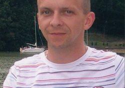 Zaginiony Mariusz Piotrowski